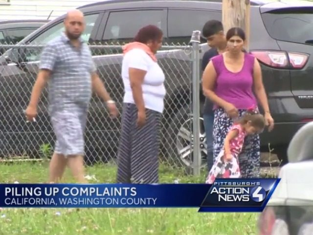 A group of reportedly undocumented Romanian immigrants have caused controversy …