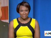 "Saturday on MSNBC's ""AM Joy,"" host Joy Reid opened with …"