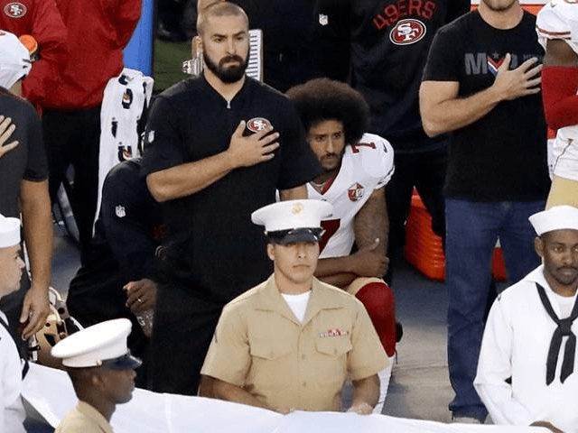 Roger Goodell denies Colin Kaepernick is being blackballed by NFL