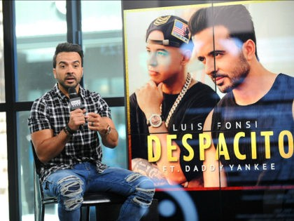 NEW YORK, NY - MAY 17: Singer Luis Fonsi attends Build to discuss his new single 'Despacito' at Build Studio on May 17, 2017 in New York City. (Photo by Desiree Navarro/WireImage)