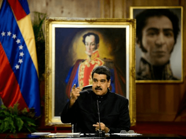 Venezuelan President Nicolas Maduro has been thundering for weeks about coup plots against him