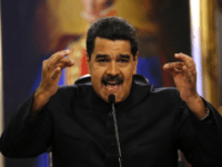 Venezuela's President Nicolas Maduro gives a news conference in Caracas, Venezuela. (AP Photo/Ariana Cubillos, File)