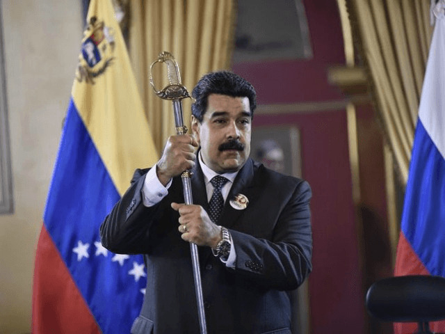 Maduro sword
