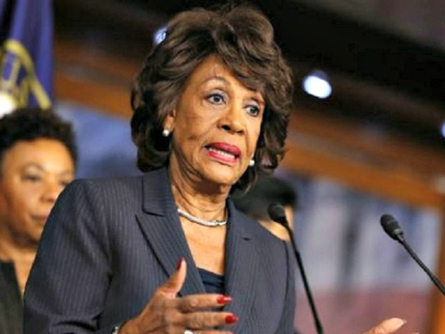 Maxine Waters: I'll Run For President If Millennials Want Me To