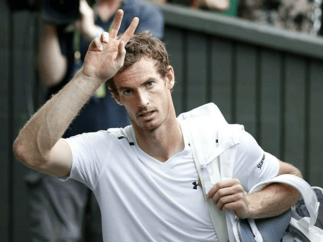 Defending Wimbledon champion Andy Murray (pictured) will retain his world number one ranking if he defeats Sam Querrey in the quarter