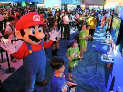 Bob Riha, Jr./Nintendo via Getty Images