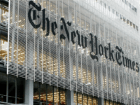 This Wednesday, Oct. 10, 2012, file photo shows the New York Times building in New York. The New York Times Co., which has delivered newspapers for decades, now wants to help deliver food to people's doorsteps. The newspaper publisher has partnered with Chef'd, a meal kit company, to ship boxes …