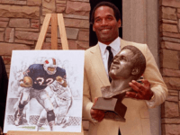 O.J. Simpson Will Get Invite to NFL Hall of Fame Enshrinement Ceremony