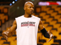 Ray Allen, pictured in 2013, is a 10-time NBA All-Star