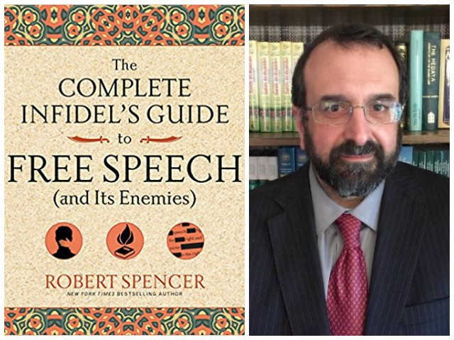 Robert Spencer -- From Rushdie to Geller: The Steady Erosion of Free Speech