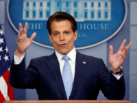 Anthony Scaramucci Spends First Days as Comms Director Putting Himself in the Spotlight
