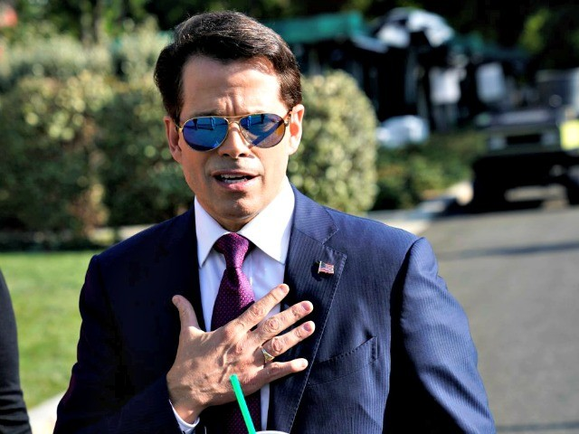 Anthony Scaramucci, After Blasting Reince and Bannon: I Will 'Refrain' from 'Colorful Language'