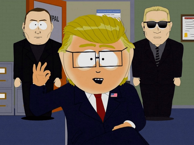 'South Park' creator worries show is becoming too much like CNN