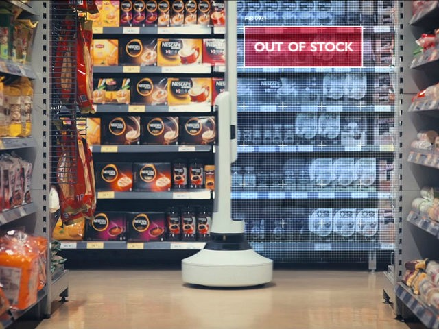 Grocery-Stocking Robots Will Soon Take over St. Louis Area Supermarkets