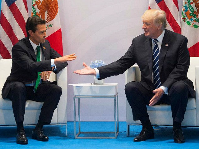 President Trump declares that Mexico should