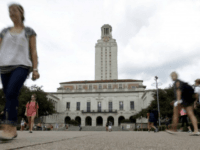 The University of Texas at Austin is the flagship of America's wealthiest public university system. (AP Photo/Eric Gay)