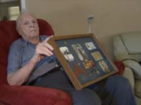Marines Surprise WWII Veteran with Honor Flight After He Was Assaulted for Defending Flag