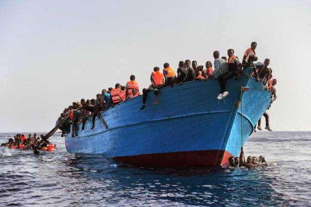 Between January 1 and July 3 this year, more than 85,000 migrants landed in Italy, the UN's International Organization for Migration (IOM) said