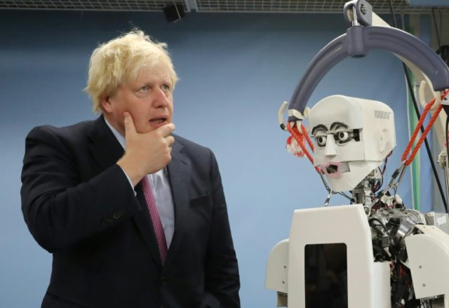 British Foreign Secretary Boris Johnson is on a three-day visit to Japan and has met Japanese counterpart Fumio Kishida and Tokyo Governor Yuriko Koike.