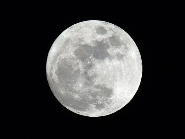 Scientists have found evidence of widespread water in the Moon's interior