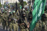 The European Union imposed travel bans and asset freezes on Hamas, which controls the Gaza Strip, after the September 11, attacks