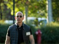 Amazon founder and CEO Jeff Bezos, seen at a conference this month in Sun Valley, Idaho, has become the world's richest individual according to real-time tracking by Forbes magazine
