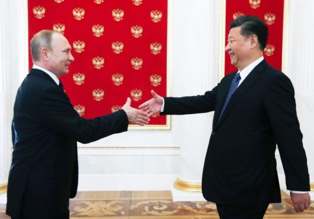 Chinese president praises Moscow-Beijing ties as rock-solid relationship