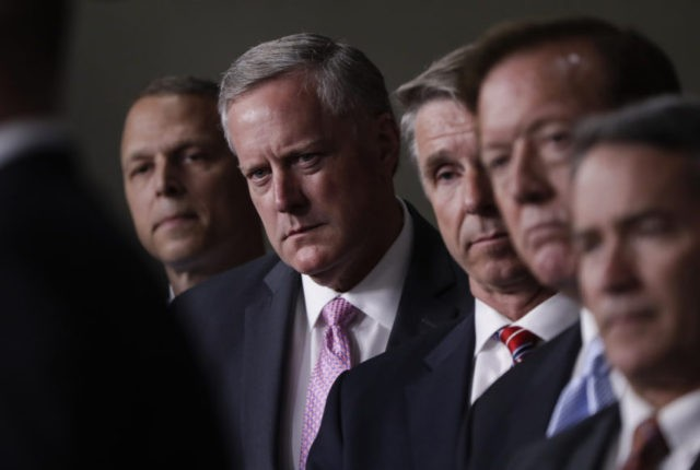 Rep. Mark Meadows on Trump's Short List for Chief of Staff