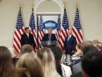 Donald Trump, Mike Pence, Kris Kobach