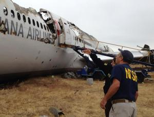 New video surfaces of 2013 San Francisco fatal plane crash