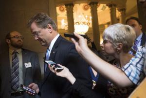 Las Vegas office of GOP senator Heller broken into, police say
