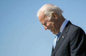 Biden deflects question on 2020 run