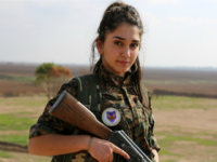 yazidi woman fighter