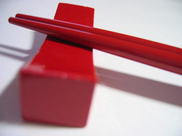 Chopsticks (Benny Lin / Flickr / CC)