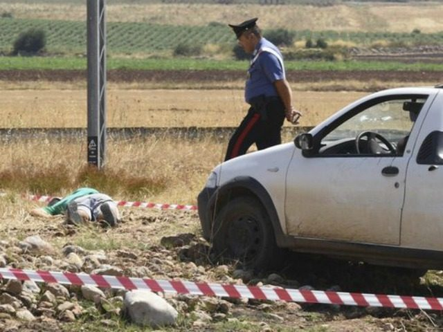 Italy shooting: Four killed in Southern Italy's Puglia region