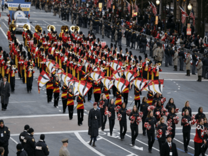 The marching band of the University of Maryland will no …