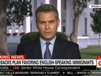 CNN's Acosta: I'm Fair and Objective – What Trump Says About Different Faiths and Races 'Cause Me Great Concern'