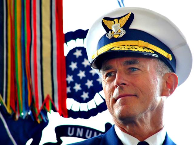 Adm. Paul F. Zukunft U.S. Coast Guard