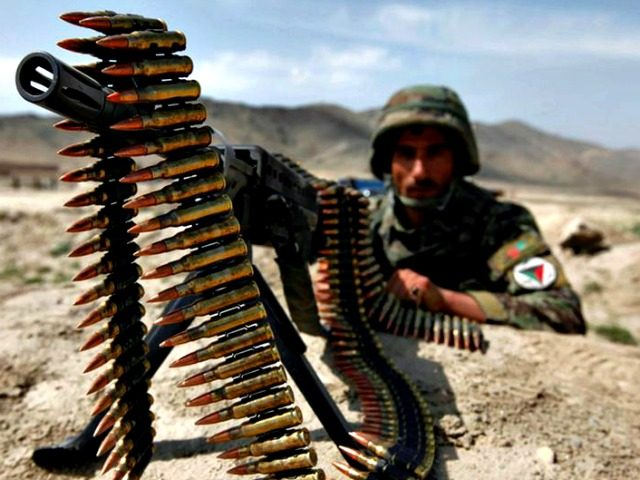Afghanistan soldier Reuters