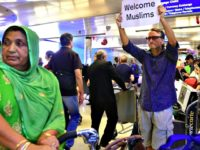 Airport, Refugees Frederic J. Brown, AFPGetty Images