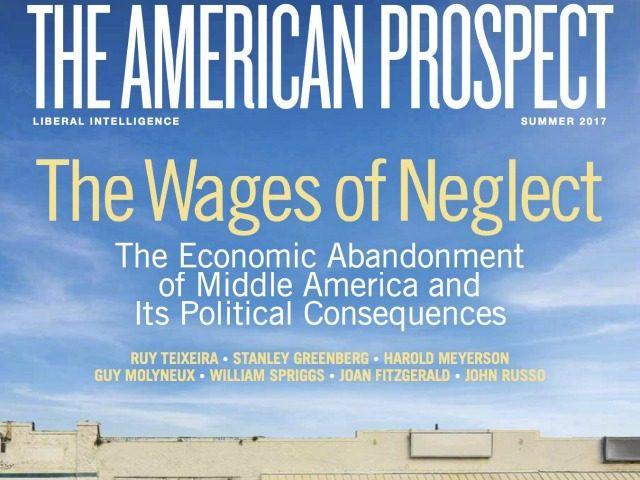 American Prospect Cover