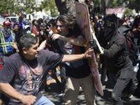 Anarchists Antifa Berkeley (Josh Edelson / Associated Press)