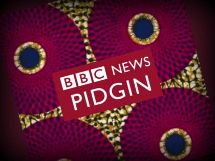 BBC news pidgin