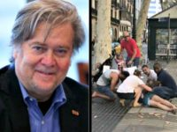 CNN Focuses on Bannon, Not Barcelona Terrorism, at State Department Briefing