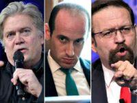 Bannon, Miller, Gorka