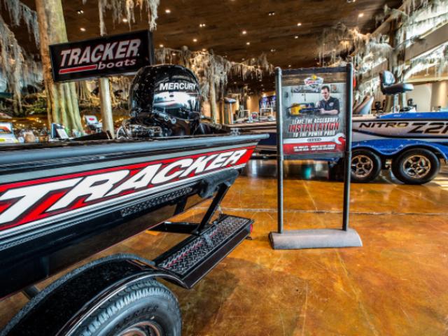 Bass Pro Tracker Boats