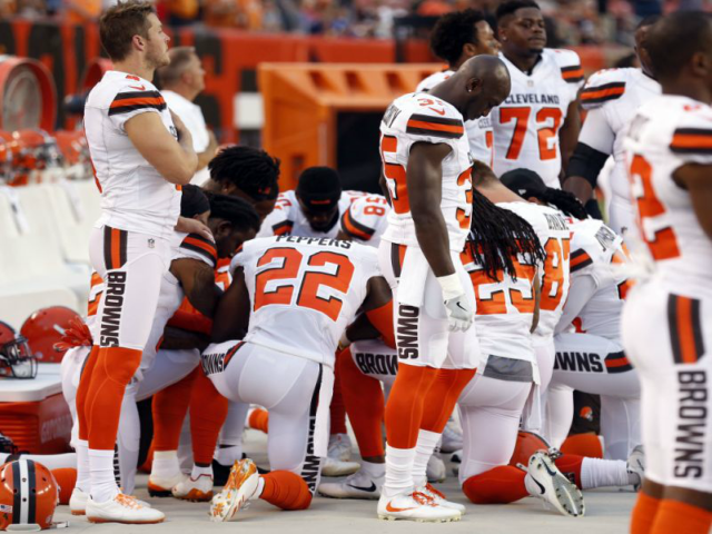 USA veterans vow to boycott Cleveland Browns over national anthem protest