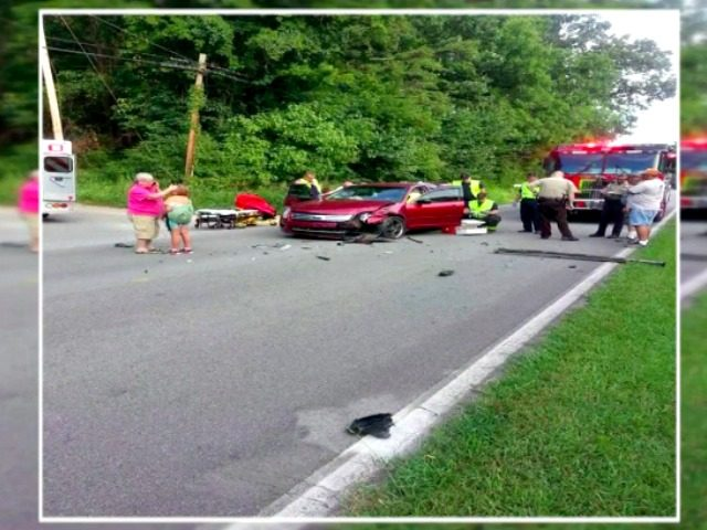 Car Accident Dashboard