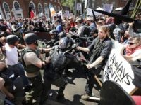 Charlottesville clash (Chip Somodevilla / Getty)