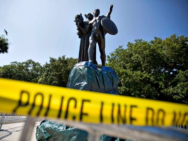 Good Riddance: Baltimore Doesn't Spare Time Removing Confederate Monuments